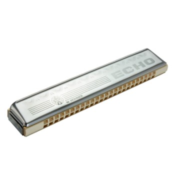 HOHNER Tremolo C (Do) Echo 48 2509/48 Droit