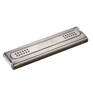 HOHNER Tremolo C/G (Do/Sol) Echo 2x60 57/120