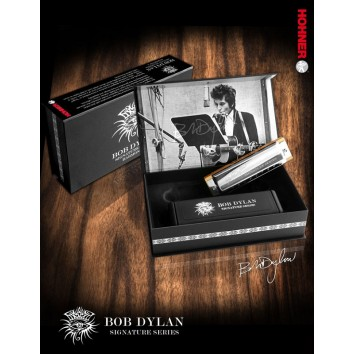 HOHNER Diatonique C (Do) Bob Dylan 589/01